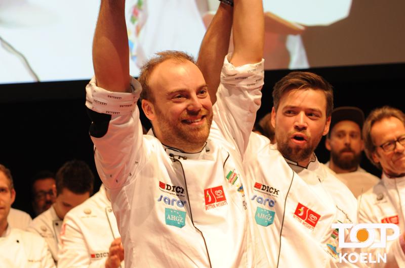 Jan pettke auf der anuga zum koch des jahres 2017 gew hlt for Koch des jahres 2017